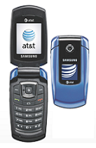 At amp t launches the samsung sgh a167 gophone pay as you go cell
