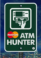 ATM hunter app for iphone by MasterCard