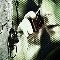 Eavesdropping Cell Phone