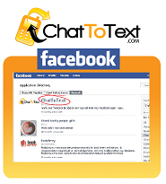 Chat to Text Facebook Application