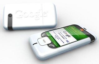 Google Android Smartphone