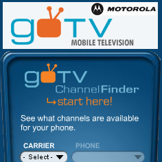 Motorola Invests in GoTV Networks - Cell Phone Digest