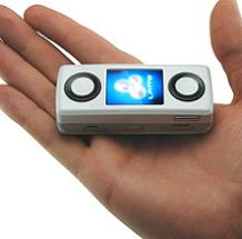 Mini Boombox Cell Phone