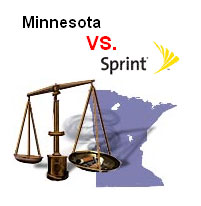 Minnesota Sues Sprint