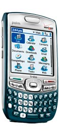 palm treo755p