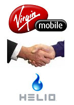 Virgin Mobile Buys Helio
