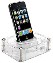 AirCurve iPhone Acoustic Amplifier