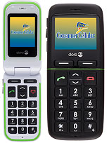 Consumer Cellular Launches the Doro 345 and 410 for Seniors