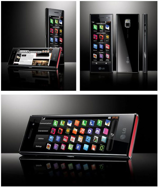 LG Announces New Chocolate Handset (LG-BL40) - Cell Phone Digest