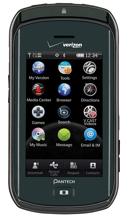 pantech crux verizon phone. The Pantech Crux will be