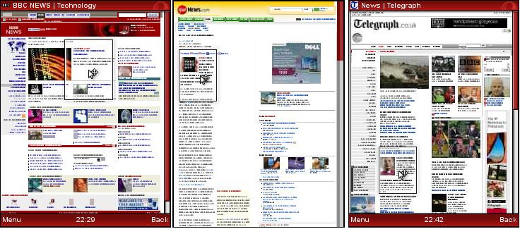 أوبرا متصفح الإنترنت الشهير للجولات باحدث اصدارته